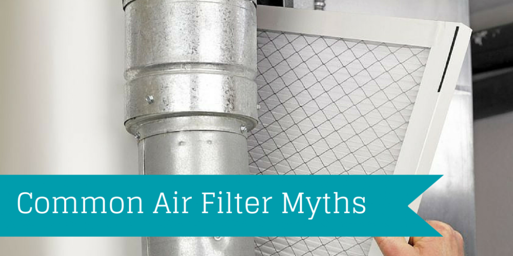 6 Common Air Filter Myths