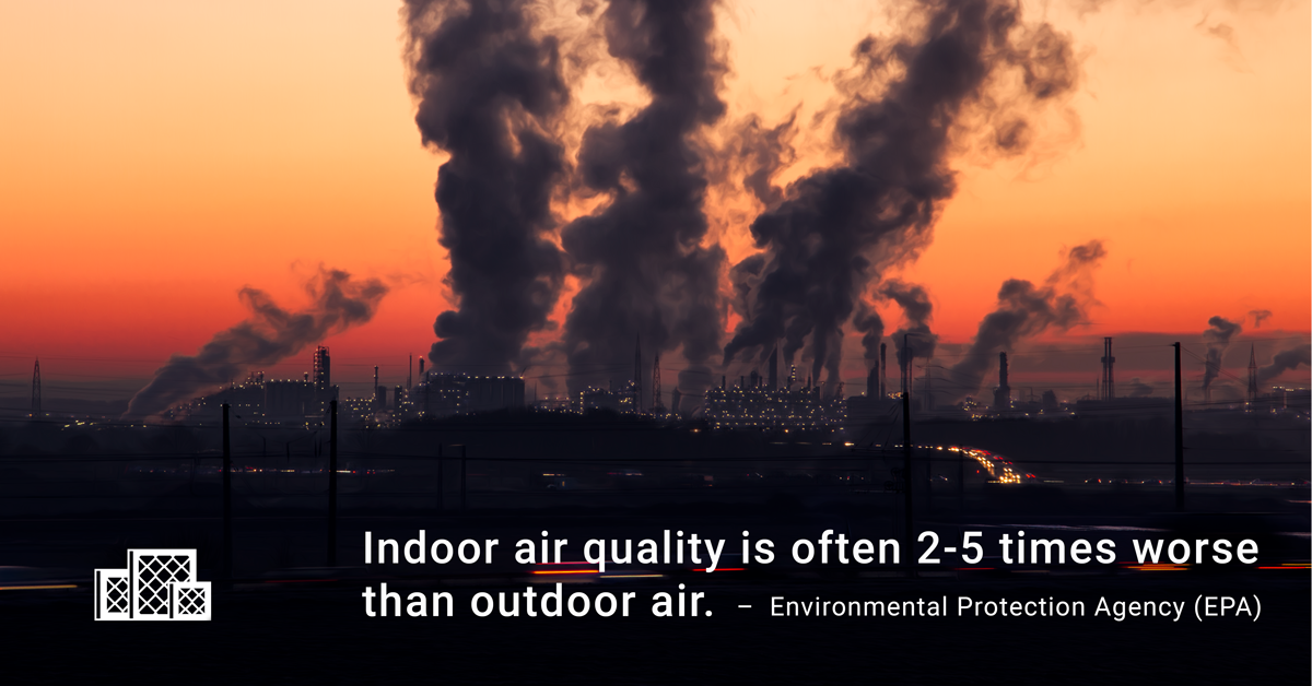 Improving Indoor Air Quality: Pollution Control