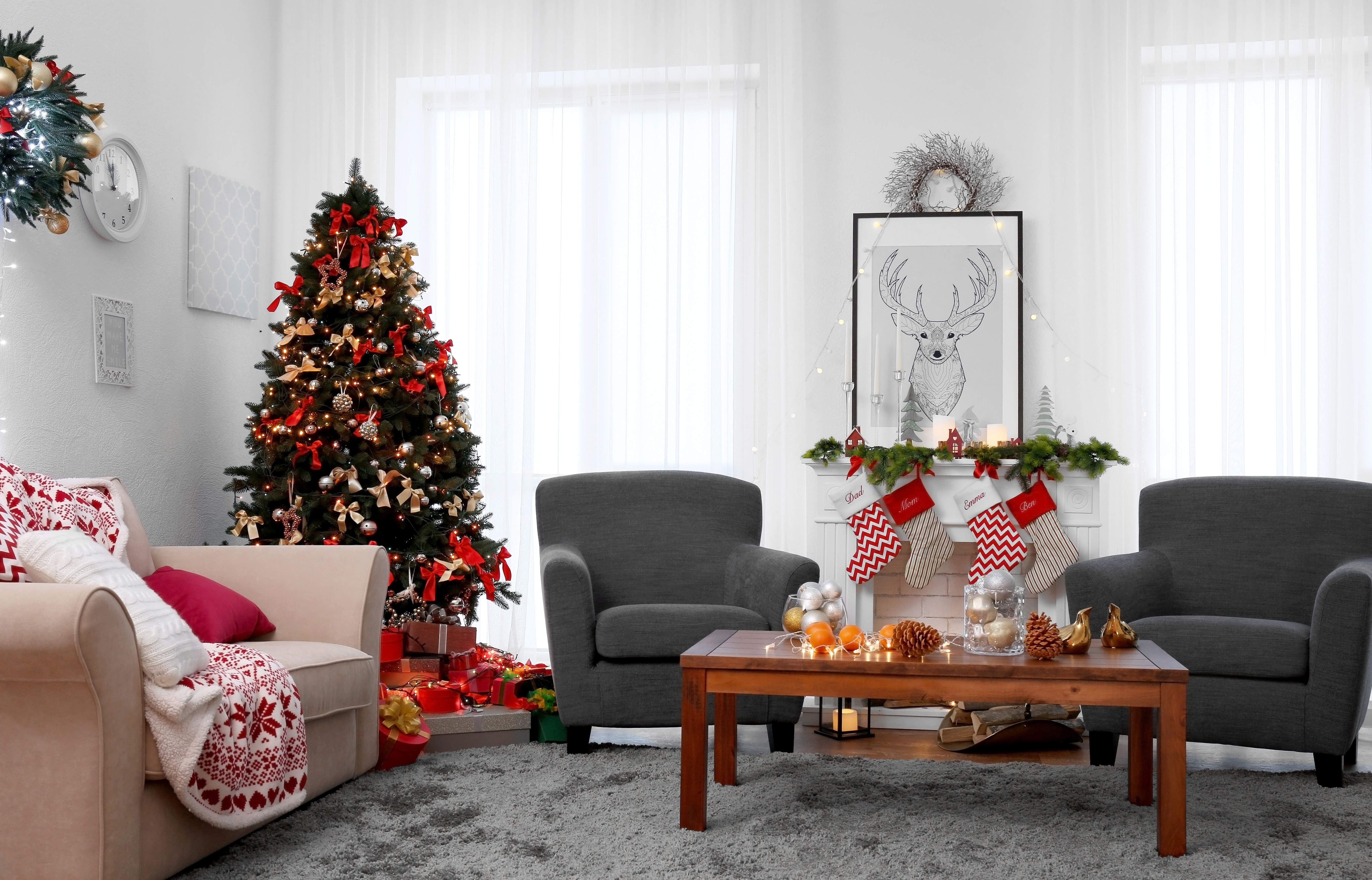 Baby It's Cold Outside: Preparing your Home for the Holidays