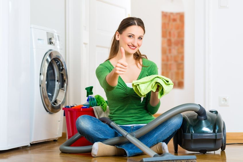 Spring Cleaning Tips to Get It Done Once and for All