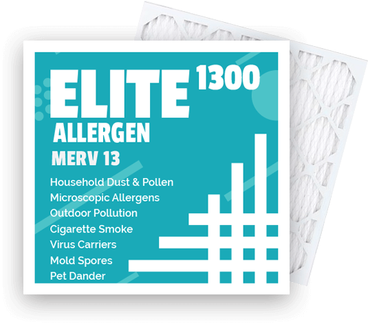 Merv 13 air filters shippied
