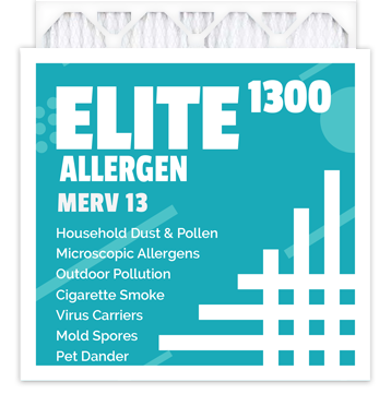 Elite Allergen 1300 Merv 13 Air Filter