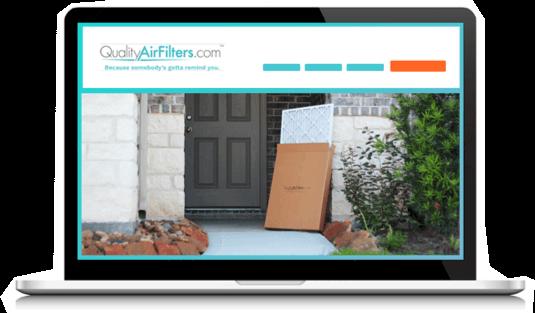 Merv Filter Delivery Service