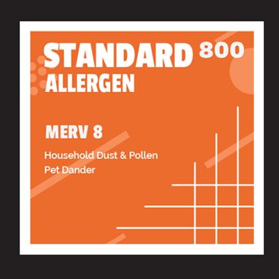 Standard allergen 800